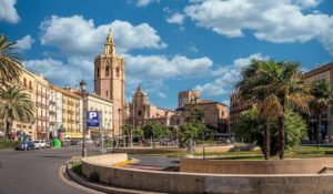 Durante el Free Tour Valencia se hablará de la Catedral