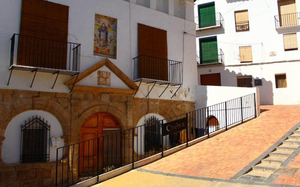 Antiguo Consejo de la Villa de Chelva