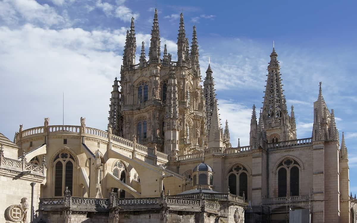 Catedral de Burgos en Castilla León