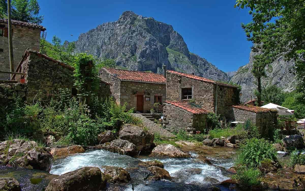 Paisajes de Asturias