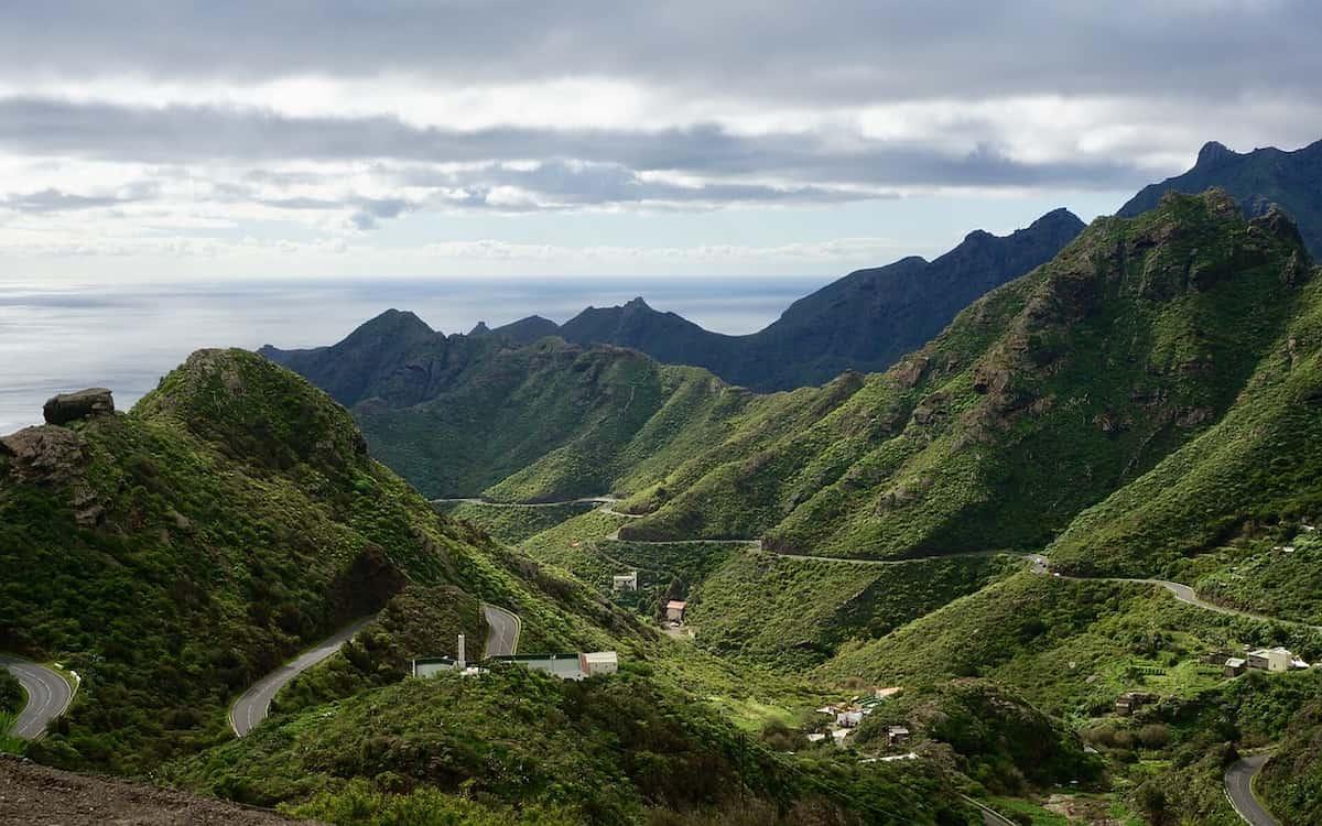 El Teide de Tenerife en Canarias